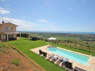 5 bedroom Villa in Pietrasanta, Tuscany, Italy : ref 5240747