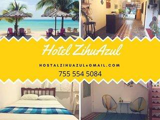 Hostal HOTEL ZihuAzul, Zihuatanejo centro