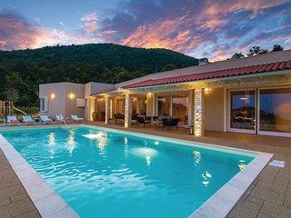 4 bedroom Villa in Veprinac, Primorsko-Goranska Zupanija, Croatia : ref 5673412