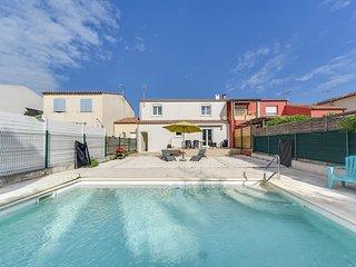 3 bedroom Villa in Aigues-Mortes, Occitania, France : ref 5620437