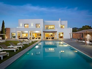 7 bedroom Villa in Can Furnet, Balearic Islands, Spain : ref 5669396