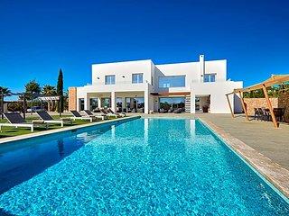 7 bedroom Villa in Can Furnet, Balearic Islands, Spain : ref 5669396