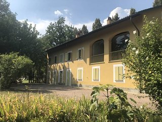 5 bedroom Villa in Bricco Visconti, Piedmont, Italy : ref 5576584