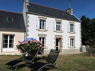 4 bedroom Villa in Trévern, Brittany, France : ref 5438352