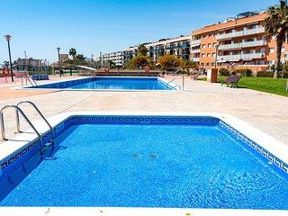 3 bedroom Apartment in Cunit, Catalonia, Spain : ref 5624178