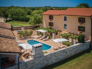 4 bedroom Villa in Basici, Istria, Croatia : ref 5564488