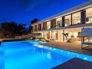 4 bedroom Villa in Es Cubells, Balearic Islands, Spain : ref 5669390