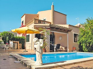 2 bedroom Villa in Cala Mendia, Balearic Islands, Spain : ref 5649717