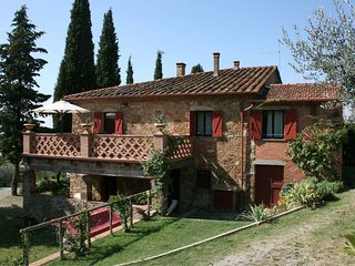 4 bedroom Villa in Mortelle, Tuscany, Italy : ref 5240503