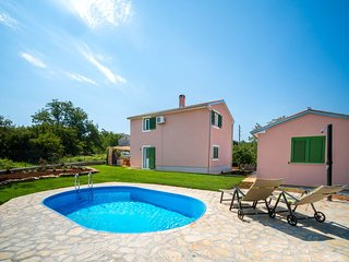 3 bedroom Villa in Boskari, Istria, Croatia : ref 5647425