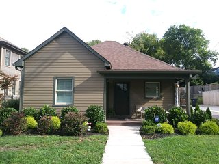 Beautiful Home in Hip & Trendy East Nashville - Just 2 miles from downtown!