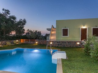 2 bedroom Villa in Dilofo, Crete, Greece : ref 5673693