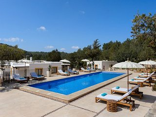 7 bedroom Villa in Sant Joan de Labritja, Balearic Islands, Spain : ref 5625349