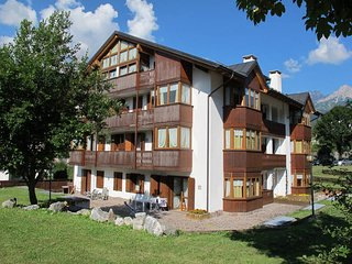 2 bedroom Apartment in Borca di Cadore, Veneto, Italy : ref 5437545