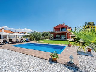 4 bedroom Villa in Nova Vas, Istria, Croatia : ref 5672999