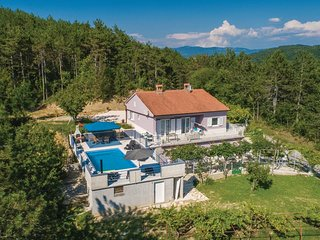 3 bedroom Villa in Cerovlje, Istria, Croatia : ref 5673002
