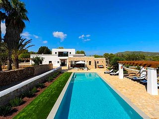 5 bedroom Villa in San Lorenzo de Balafia, Balearic Islands, Spain : ref 5669394