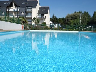 2 bedroom Apartment in Port-Haliguen, Brittany, France : ref 5673652