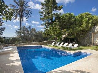 6 bedroom Villa in Lloseta, Balearic Islands, Spain : ref 5620423