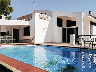 4 bedroom Villa in Las Tres Cales, Catalonia, Spain : ref 5673603