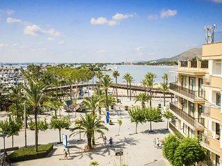 3 bedroom Apartment in Port d'Alcudia, Balearic Islands, Spain : ref 5668617