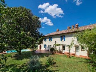 4 bedroom Villa in San Martino sul Fiora, Tuscany, Italy : ref 5674157