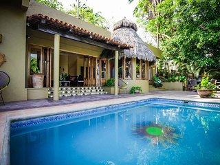Casa Amigos - Hillside, Ocean View home! - San Pancho