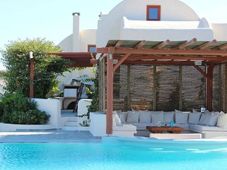 6 bedroom Villa in Karterados, South Aegean, Greece : ref 5673685