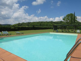 4 bedroom Apartment in Boccheggiano, Tuscany, Italy : ref 5446929