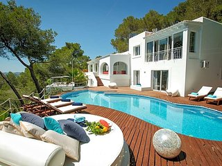 5 bedroom Villa in Can Furnet, Balearic Islands, Spain : ref 5669397