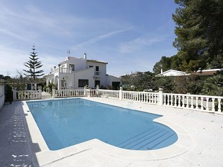 4 bedroom Villa in Las Tres Cales, Catalonia, Spain : ref 5625353