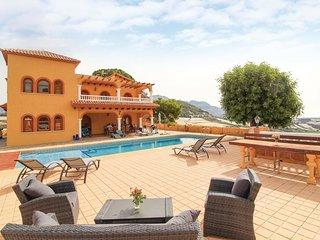 6 bedroom Villa in Polop, Region of Valencia, Spain - 5673369