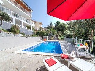 4 bedroom Villa in Lloret de Mar, Catalonia, Spain : ref 5620428
