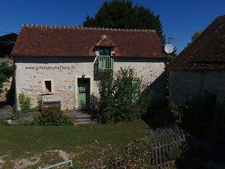 Maison de campagne au calme entre Touraine et Poitou