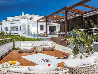 5 bedroom Villa in Es Cubells, Balearic Islands, Spain : ref 5669284