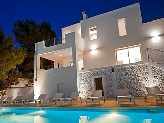 6 bedroom Villa in San Agustin des Vedra, Balearic Islands, Spain : ref 5669393