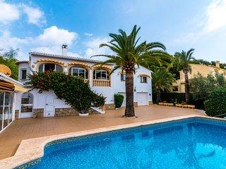 7 bedroom Villa in Xabia, Valencia, Spain : ref 5674141