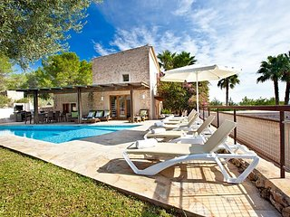 6 bedroom Villa in Port d'es Torrent, Balearic Islands, Spain : ref 5669312