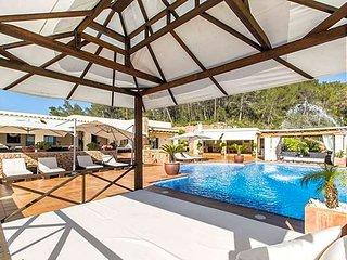 7 bedroom Villa in Santa Gertrudis, Balearic Islands, Spain : ref 5669323