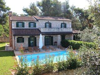 3 bedroom Villa in Sveti Lovreč Pazenatički, Istria, Croatia : ref 5620450