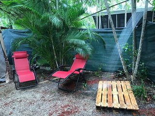 Gazebo with Outdoor Shower in Miami