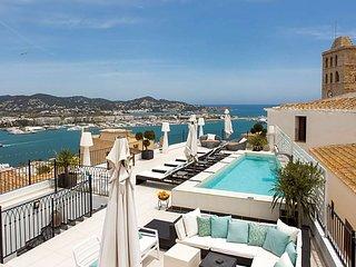 7 bedroom Villa in Ibiza Town, Balearic Islands, Spain : ref 5669279