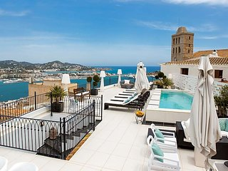 7 bedroom Villa in Ibiza Town, Balearic Islands, Spain : ref 5669279