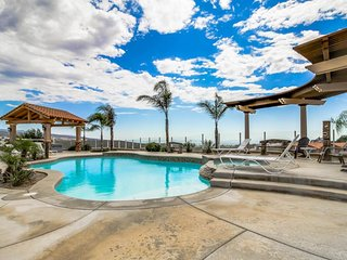 Stunning custom home w/gorgeous views & shared pool and hot tubs.