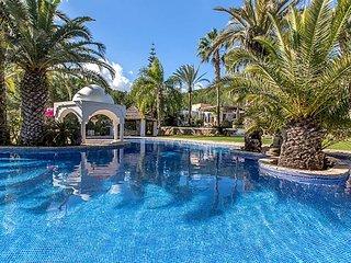 6 bedroom Villa in Can Codolar, Balearic Islands, Spain : ref 5669311