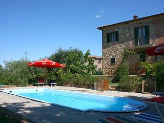 5 bedroom Villa in Santa Maria a Monte, Tuscany, Italy : ref 5239791