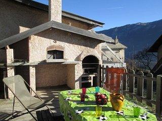 2 bedroom Apartment in La Bréole, Provence-Alpes-Côte d'Azur, France : ref 56682