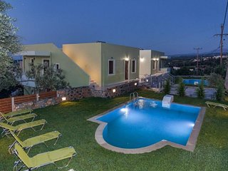 2 bedroom Villa in Dilofo, Crete, Greece : ref 5667393