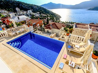7 bedroom Villa in Kalkan, Antalya, Turkey : ref 5669454