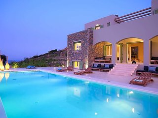 8 bedroom Villa in Ellinika, Crete, Greece : ref 5669227